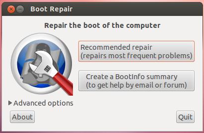 Fixing GRUB error: unknown filesystem, grub rescue   Nitdroid
